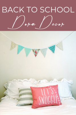 back to school dorm room decor ideas